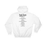 Tech Team Worldwide Hooded Sweatshirt