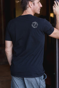 Namaste Republic Lotus V Tee
