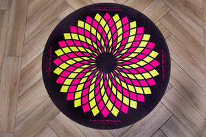 Namaste Republic Bliss Yoga & Meditation Mat
