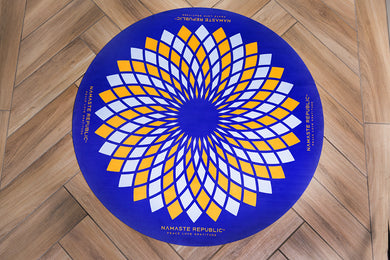Namaste Republic Attention Yoga & Meditation Mat