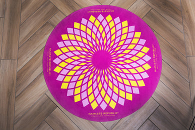 Namaste Republic Create Yoga & Meditation Mat