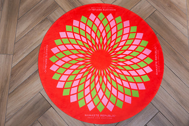 Namaste Republic Desire Yoga & Meditation Mat