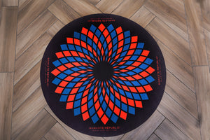 Namaste Republic Intention Yoga & Meditation Mat