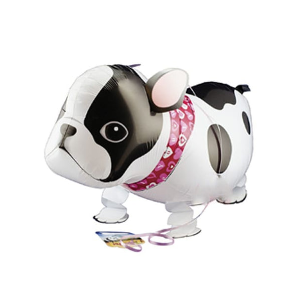 Walking Pet Animal Balloon - BullDog