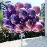 Individual Chrome Latex Balloon bloop-balloons.myshopify.com