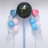 36'' Jumbo Gender Reveal Balloon - Maxi Lim and Kylolizy