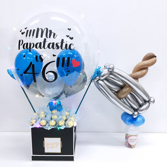 [JUMBO] Hot Air Balloon Ferreo Rocher Box