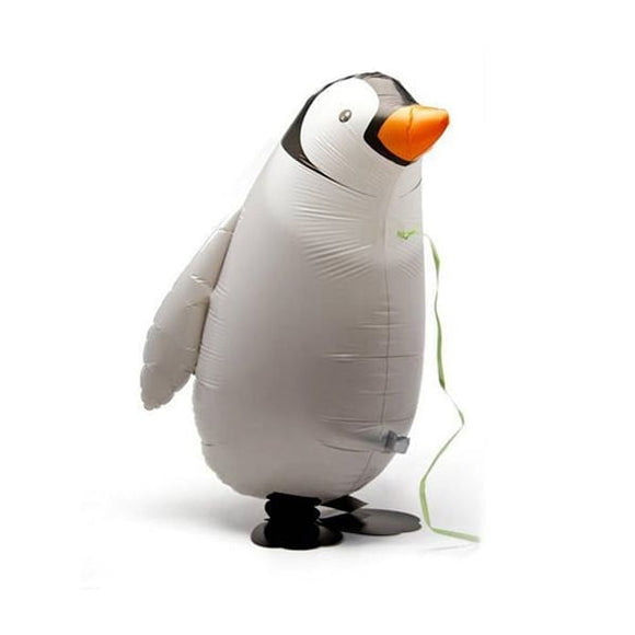 Walking Pet Animal Balloon - Penguin