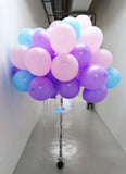 50pcs In A Bundle - 12'' Helium Latex Balloon Package bloop-balloons.myshopify.com