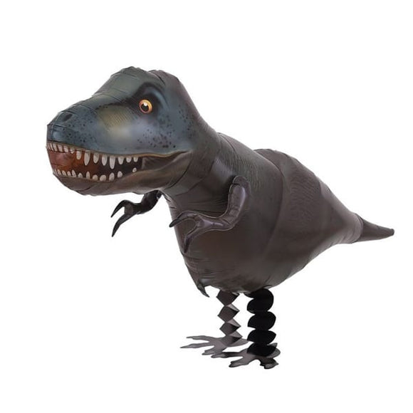 Walking Pet Animal Balloon - T-Rex Dinosaur