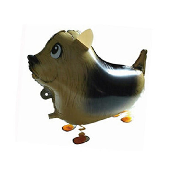 Walking Pet Animal Balloon - Terrier Dog