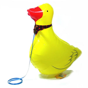 Walking Pet Animal Balloon - Duck