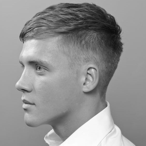 The top 2018 Autumn/Winter men's hairstyles