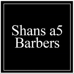 Shans a5 Barbers