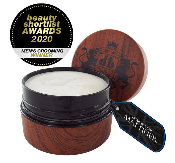 Award Winning Mattifier Dear Barber