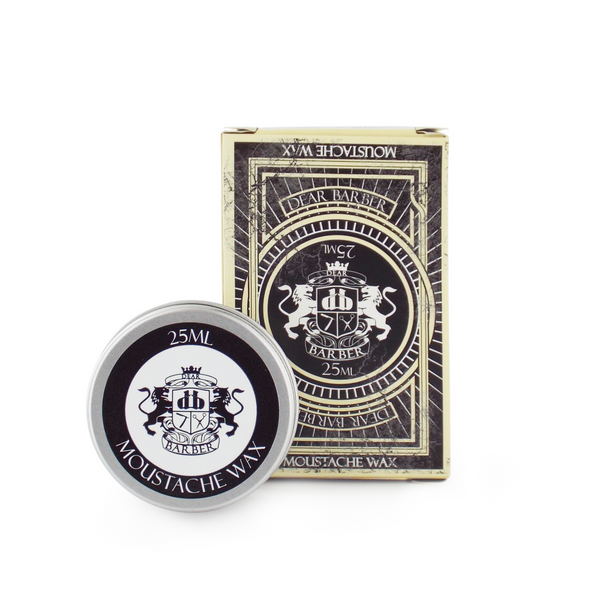 Moustache Wax 25ml