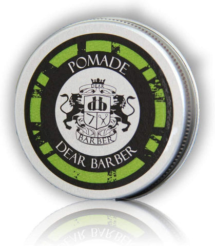 Dear Barber Strong Hold Pomade Travel Size 20ml