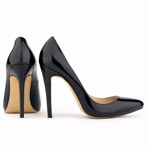 High Heel Shoes Pointed Pumps