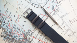 Admiralty Grey NATO Strap