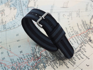 Regimental Stripe Strap