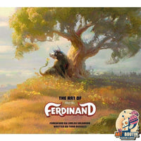 Arbook The Art of Ferdinand _Blue Sky - Senzu Store