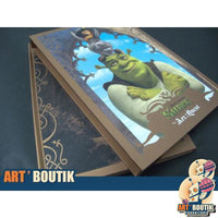 Artbook Shrek: The Art of the Quest - Dreamworks - Senzu Store