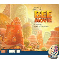Artbook The Art of Bee Movie - DreamWorks - Senzu Store