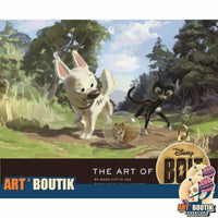 Artbook The Art of Bolt - Disney - Senzu Store