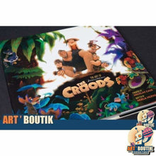 Artbook The Art of The Croods Dreamworks - Senzu Store
