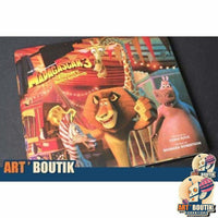 Artbook The Art of Madagascar 3: Europe's Most Wanted - Senzu Store