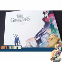 Artbook The Art of Rise of the Guardians - Senzu Store