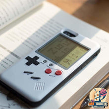 Coque Gameboy pour iPhone - Senzu Store