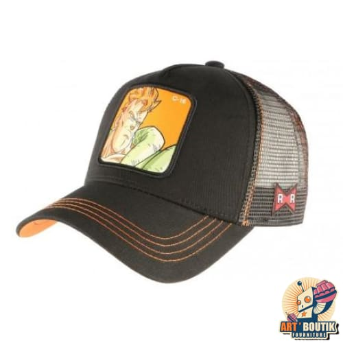 DRAGON BALL Z - CASQUETTE C16