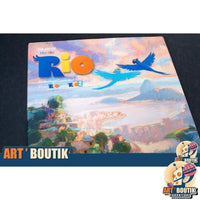 The Art of Rio: Featuring a Carnival of Art From Rio and Rio 2 - Senzu Store