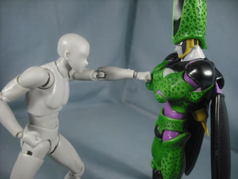 S.H.Figuarts Body-kun ET Body Chan DX - Model pour artiste