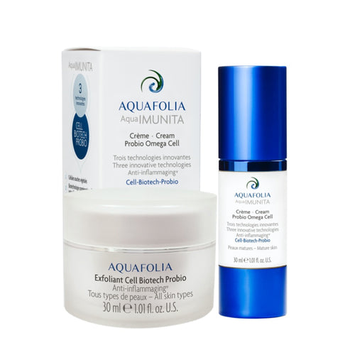 Duo AquaImunita Probio Omega Cell + Exfoliant