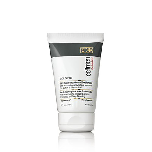 Cellmen Face Scrub Gel Exfoliant