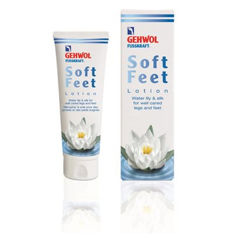 Gehwol-Fusskraft Soft Feet Lotion Nénuphar & Soie
