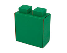 Quarter Size Cardboard Block Pack (20)