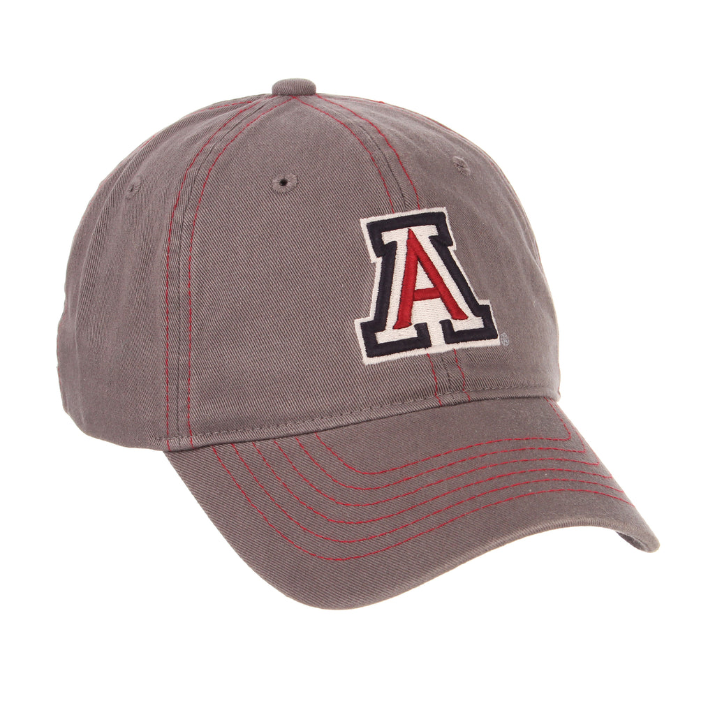 Arizona Wildcats Composure - Grey Wash