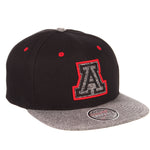 Arizona Wildcats Status - Black/Heather Grey
