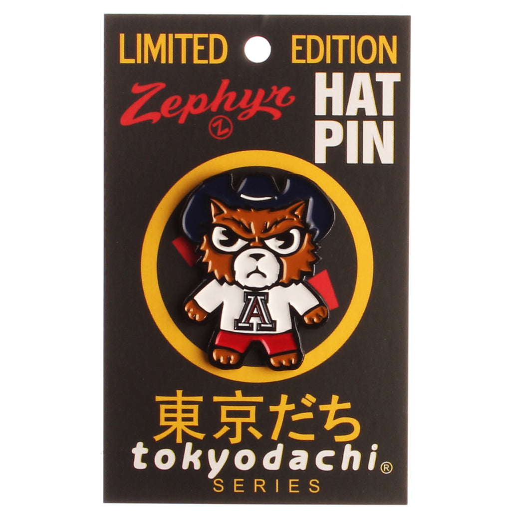 Arizona Wildcats Tokyodachi Hat Pin