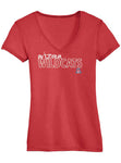 Arizona Wildcats The Keepsake Vintage Red V-Neck