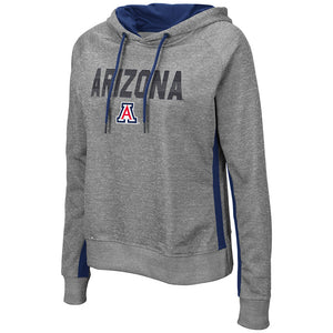 Arizona Wildcats Womens Cosmo Pullover Hoodie - Heather Charcoal