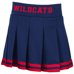 Arizona Wildcats Toddler Pinky Cheer Set - Navy/Red