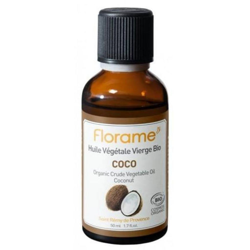 Coconut Vegetable Oil, 50 ml