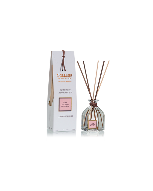"Collines De Provance Reed Diffuser ""ANCIENT ROSE"" 100 ml."