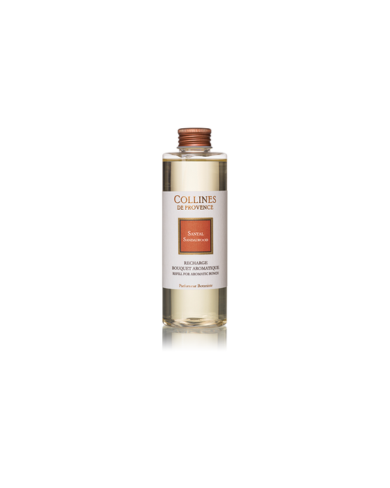 "Collines De Provence Refill ""SANDALWOOD"", 200 ml."