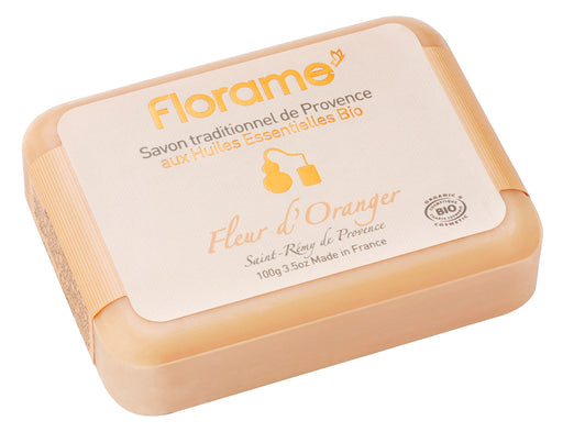 Orange Blossom Soap Bar, 100 g
