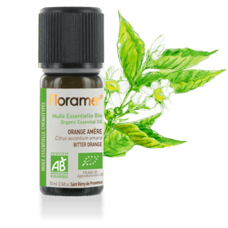 Bitter Orange Organic Essential oil, 10 ml